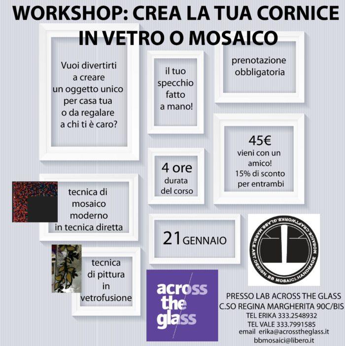 dettagli del workshop